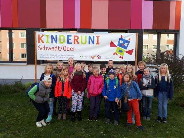 17.10.2017 KinderUNI SChwedt